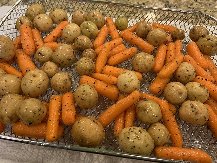 Air-fryer-carrots-3